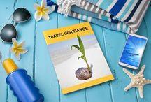 Travel Essentials / Travel essentials to take on your journey.
