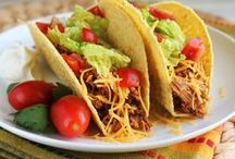 Mexican dishes / by Carolyn Mulkey