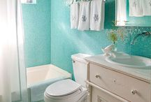 Bathroom Ideas / by Mandy Pullin Walls