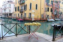 Street art project. Venice, Italy
