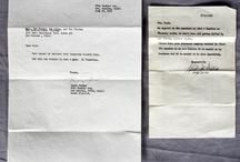 Ray Charles Documents / Ray Charles Documents / by Bob Stumpel
