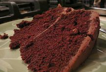 """A Commonwealth of Chocolate Cakes / This board is about Chocolate Cake. That's why I named it """"Chocolate Cake."""""""