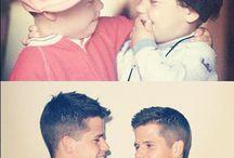 Max & Charlie Carver