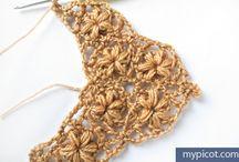 Crochet stitches... / Crochet