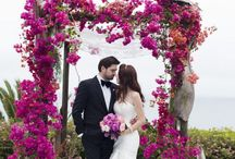 Aisle Perfect / How do you imagine walking down the aisle? Will it be sprinkled with rose petals, be under a thousand year old Oak tree? Get inspired by these wedding ceremony ideas for your dream wedding ceremony!