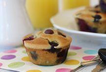 grab-n-go food, muffins