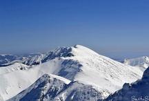 góry zima