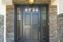Vstupní dvere