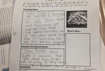 LA Integrated Lesson Ideas - Science and SS