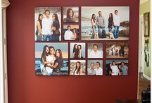 Photo canvas / by Gabriela Gutierrez