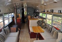 Bus homes / My dream holiday-home