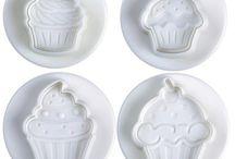 Cupcakes, muffins, briose