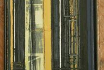 Galleria del 2002 / arte astratta materica
