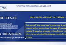 Drug Crime Attorney in Columbia MO - www.winningdefenselawyer.com