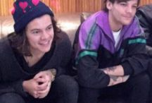 Louis and Harry are two loving hearts// let them love