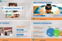 Powerpoint Presentations / A collection of the diverse presentations prepared by Da Miracle.