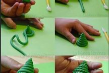 Christmas fondant tutorials
