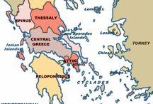 ღ Greece * West / Epirus (Ioannina, Thesportia, Prevenza, Arta) and West Greece (Etolo - Akarnasia, Achaea, Ilia)                                                                                                                           CITIES: Ioannina, Nafpaktos, Patra, Pirgos, Agrinio, Preveza, Arta, Igumenitsa, Levkas, Mesolongion