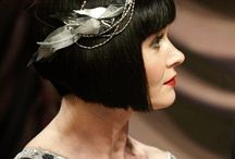 Oh Miss Fisher...What a Mystery! / Miss Phryne Fisher and the fabulous Mysteries.  Great Fashion and Style.