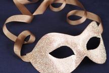 Masks / by Celia Kilgore
