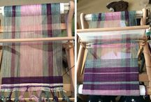 Weaving with Ancient Arts Yarn