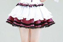 Ejaculatory Maid Outfits