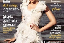 Magazine Covers with Tamil Actors