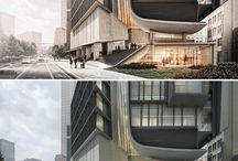 Render Inspiration / A gallery of render inspiration for architecture