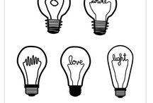Lamp tattoo