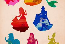All Things Disney / Anything that relates to Disney movies or characters / by Krystal Garner
