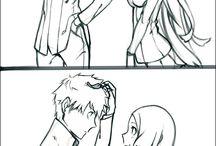 ichigo love orihime
