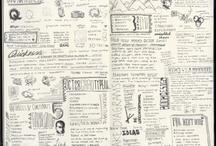 Design process journals