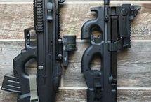 Weapons, Guns