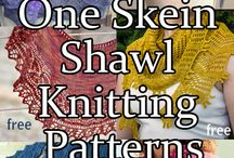Hats shawl etc