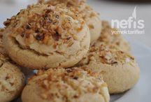 tahinli   cevizli   kurabiye