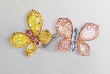 Diamond Jewelry / Unique diamond jewelry, Artisan and designer