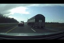 Oops! Car wreck videos / car wrecks caught on video