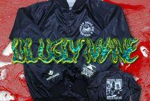 LIL UGLY MANE + RADD LOUNGE + THUNDERZONE – Special collaboration Jacket. / http://blog.raddlounge.com/?p=28180