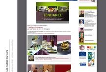 """""""actualités gastronomique"""" / Retrouvez l'actualité gastronomique du Gers"""