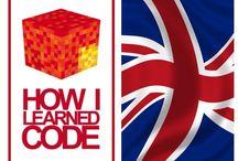 Inglés en HOW I LEARNED CODE / Clases de Inglés