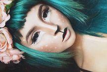 Cool makeup to do