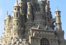 Casas y castillos imposibles