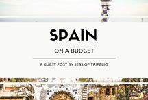 Where To Next {Spain} / by Julianne