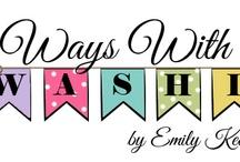 Ways With Washi by Emily Keaton