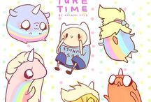 Adventure Time...♡♡♡