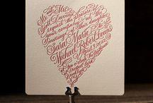 Calligraphy n' Handwriting / by Tabitha McIntyre