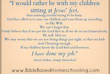 Inspiration Christian Homeschool / Quotes