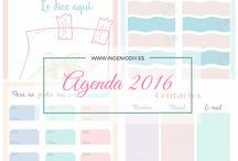Freebies / Freebies imprimibles, organizadores, calendarios, fondos de pantalla y mas
