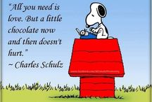 Monate Chocolate All you need is love but a little chocolate goes along way #happymonday #snoopy #chocolate #peanuts #love #joke #southafrica #artisan