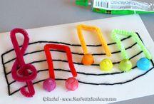 notes de music